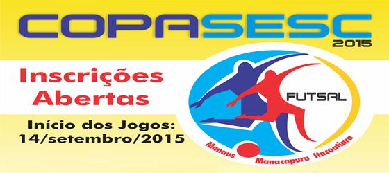 Copa Sesc de Futsal 2015