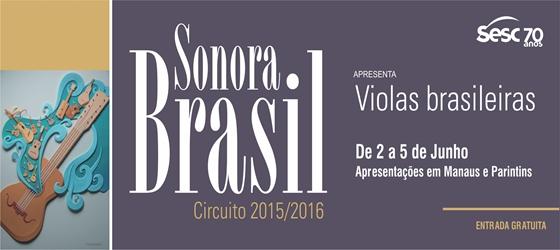 19ª Edição do Sonora Brasil Sesc