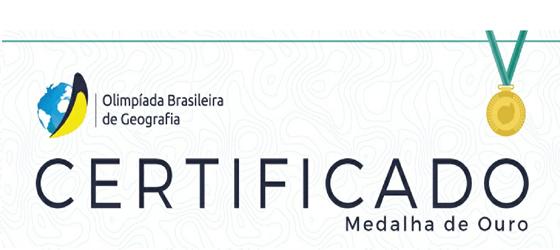 Alunos da Escola Sesc se destacam na II Olimpíada Brasileira de Geografia