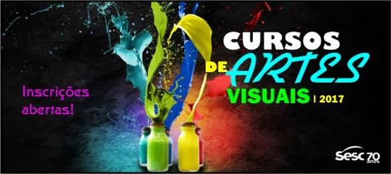 Sesc AM oferece curso de Artes Visuais em formato segmentado