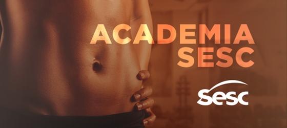 Academia Sesc AM está com inscrições abertas