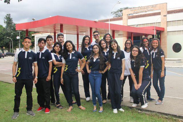 Sesc tem 30 aprovados no vestibular e está entre as 11 melhores escolas do Amazonas, segundo o MEC