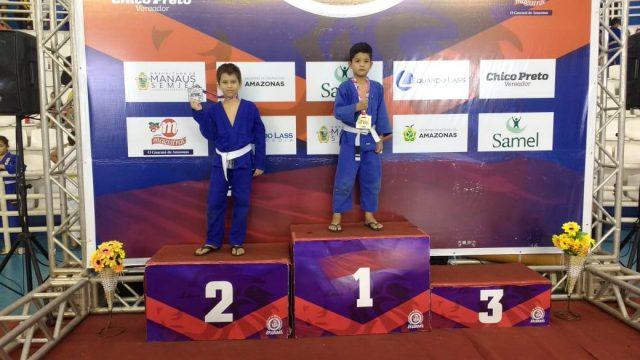 Alunos da Academia Sesc são destaque no Campeonato Amazonense de Jiu-Jitsu