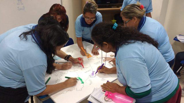 Sesc AM oferece vagas gratuitas para a Educação de Jovens e Adultos (EJA)