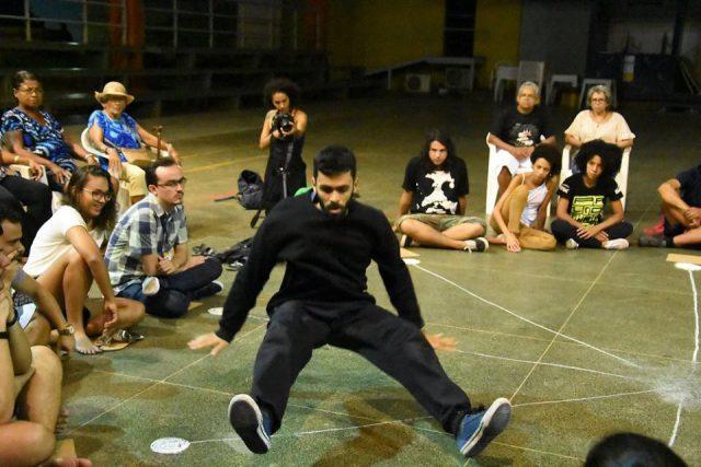 Palco Giratório Sesc traz espetáculo de dança que retrata a desigualdade social