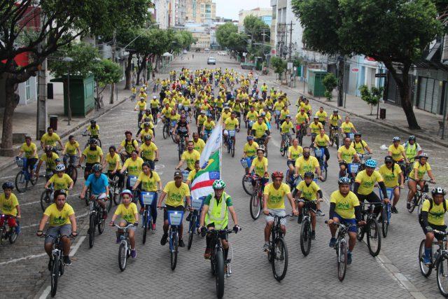 Sesc divulga lista de inscritos do passeio ciclístico de domingo