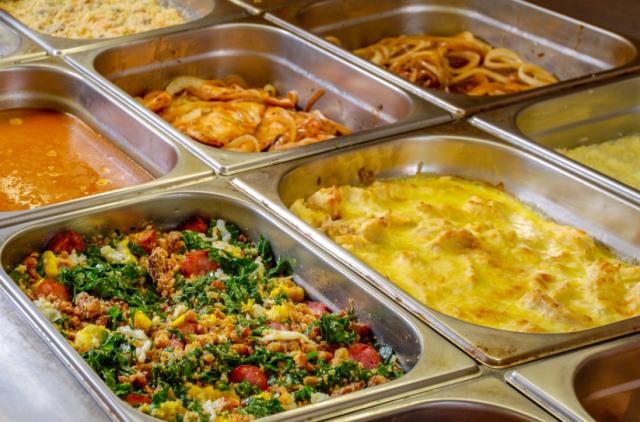 Restaurantes do Sesc promovem almoço temático em comemoração ao aniversário da instituição