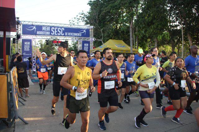 Meia Maratona Sesc de Revezamento está com inscrições abertas