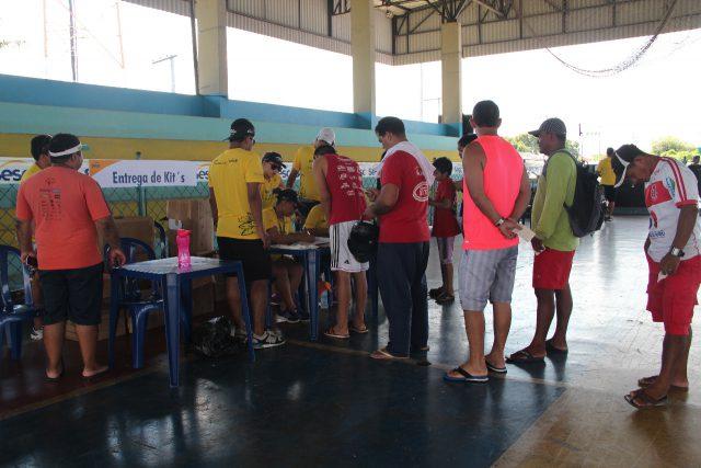 Entrega de kits do Circuito Sesc de Corridas ocorre no dia da prova; veja lista de inscritos