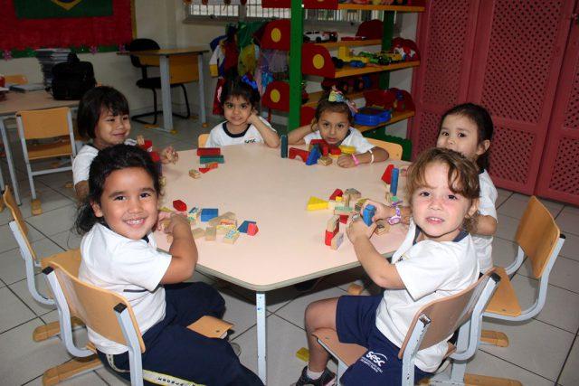 Escola Sesc divulga lista dos classificados em processo seletivo para vagas na Educação Infantil