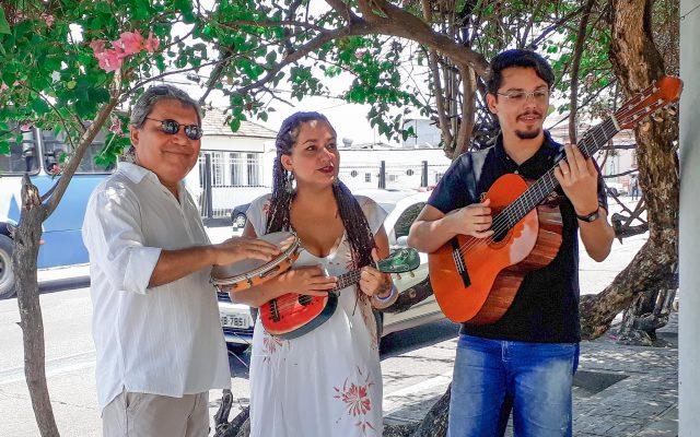 Trio Samambaia é atração da 5ª extensão da Mostra Canção da Mata
