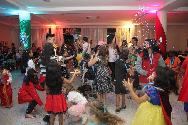 Tradicional Baile de Carnaval Infantil do Sesc AM ocorre sexta-feira
