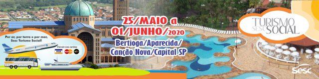 Turismo Social do Sesc AM promove viagem a SP