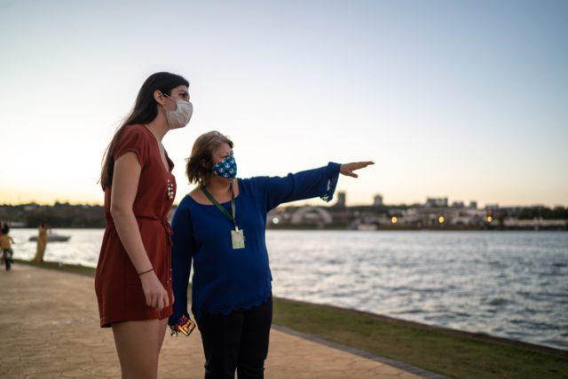 Sesc AM realiza live sobre atitudes e medidas de prevenção do guia de turismo durante a pandemia