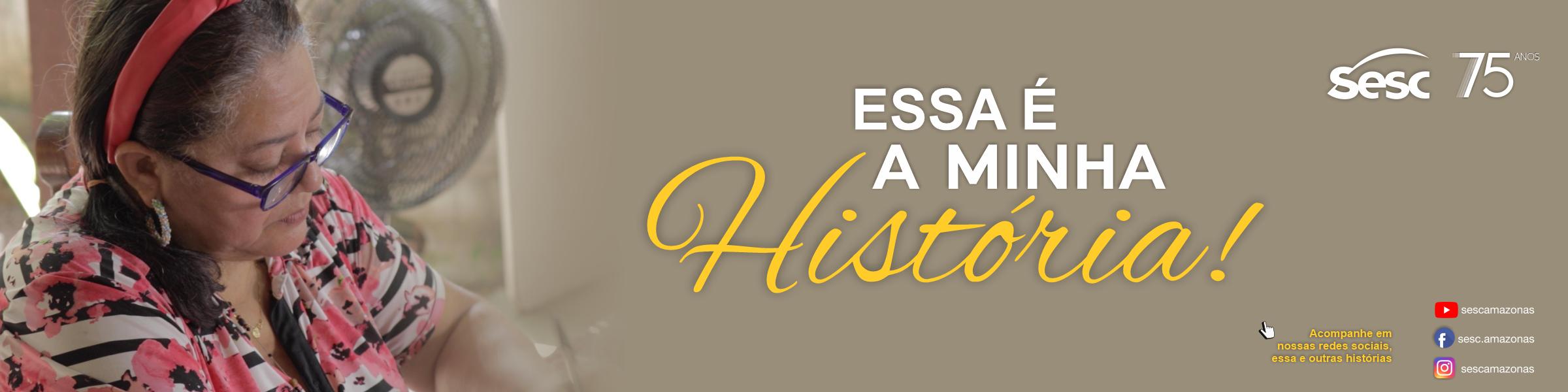 #EssaéaMinhaHistória – Conheça a história de Lina Freitas e o reencontro os estudos